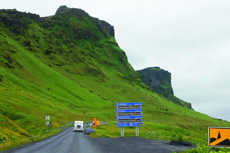 Mit dem Wohnmobil nach Island