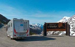 Alaska mit dem Wohnmobil