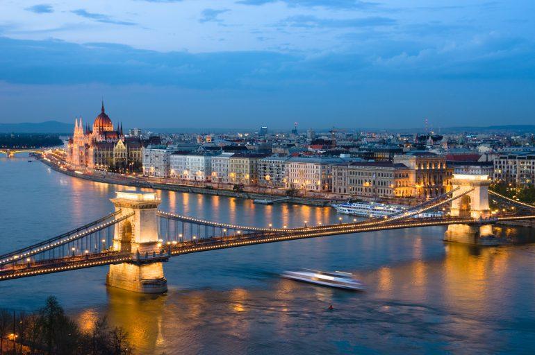 Die Donautour – ganz nah am Wasser