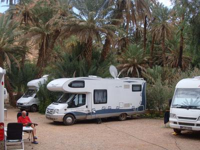 Camping Todra