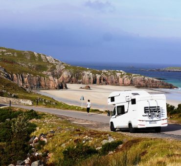 Sehnsuchtsziel Highlands – mit dem Wohnmobil durch Schottland