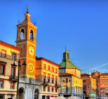 Natur und Freizeit in der Region Romagna
