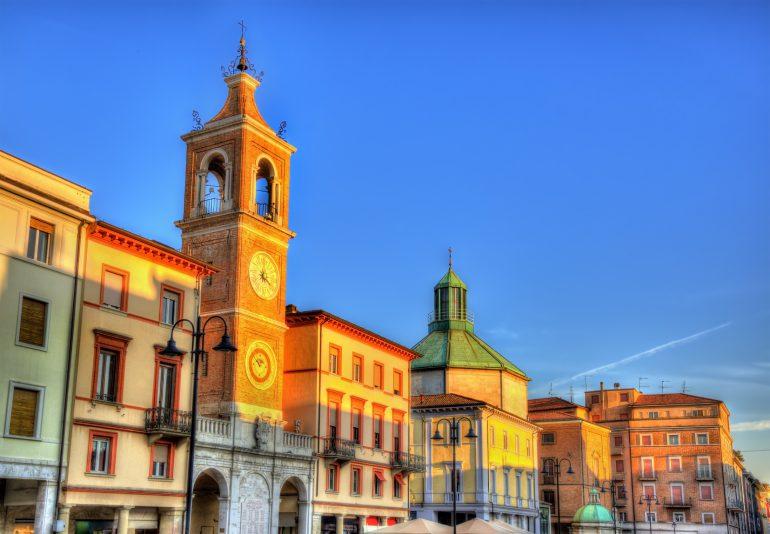 Tre Martiri in Rimini
