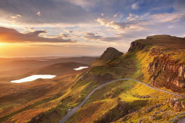 Isle of Skye mit dem Wohnmobil