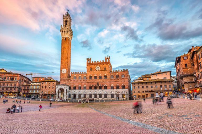 Kunst & Kultur in der Toskana (Siena)